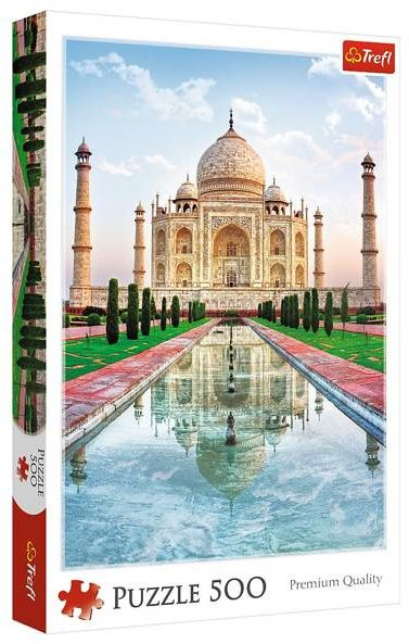 Puzzle 500 Taj Mahal TREFL