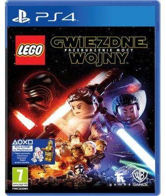 Gra PS4 LEGO Gwiezdne Wojny: Przebudzenie Mocy