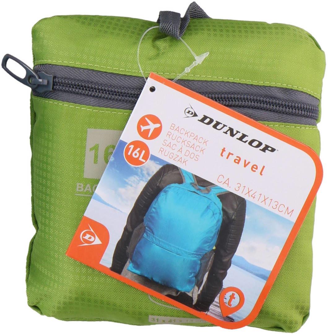 Plecak podrózny składany Dunlop 16L