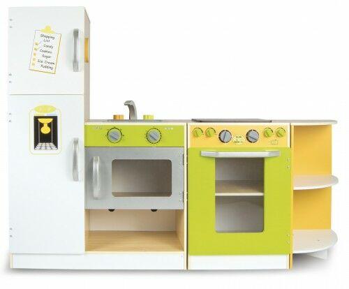 Modułowa Kuchnia drewniana FleX Concept
