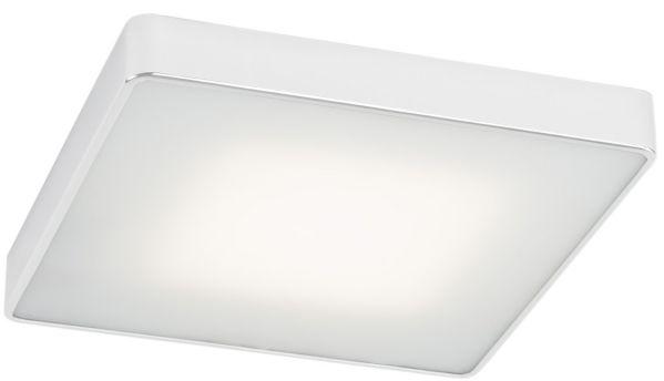 Plafon Ontario LED 3572 Argon nowoczesna oprawa w kolorze białym