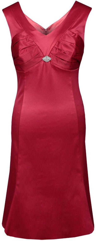 Sukienki Sukienka Suknie FSU659 MALINOWY
