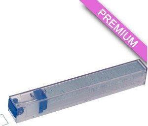 Kasetka ze zszywkami LEITZ K6 do zszywacza kasetowego niebieska