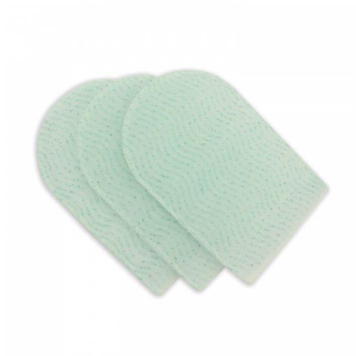 Myjki rękawice nasączone środkiem do mycia ciała, jednorazowe - 10szt PLPH19