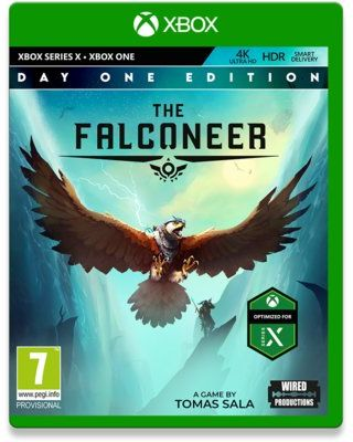 Gra Xbox One The Falconeer Day One Edition