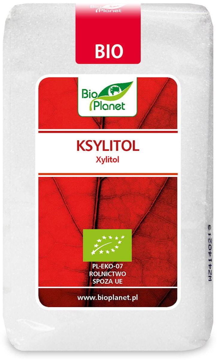 Ksylitol bio 500 g - bio planet