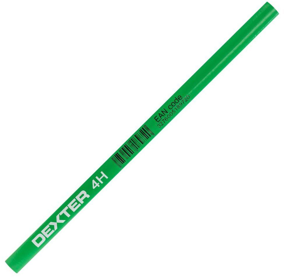 Ołówek stolarski 4H DEXTER
