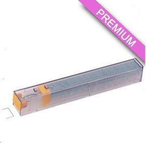 Kasetka ze zszywkami LEITZ K8 do zszywacza kasetowego żółta