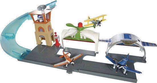 Mattel Planes Lotnisko Y0995