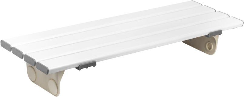 Ławeczka nawannowa z regulowanym systemem mocowania - zwiększenie wygody i bezpieczeństwa podczas kąpieli (RF-851)