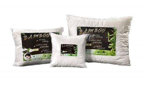 Poduszka Bamboo 50x60 450 g AMW
