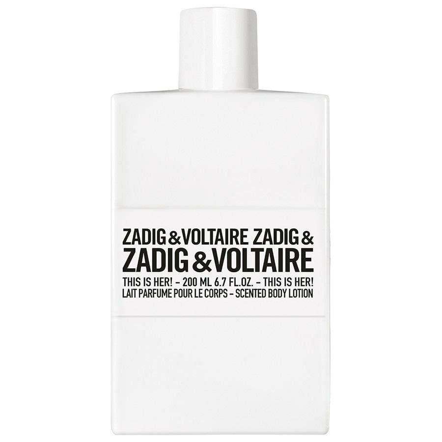 Zadig&Voltaire This is Her Zadig&Voltaire This is Her Body Lotion 200.0 ml