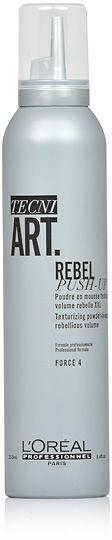 Loreal Tecni Art Rebel Push-Up Puder w piance dodający objętości 250 ml