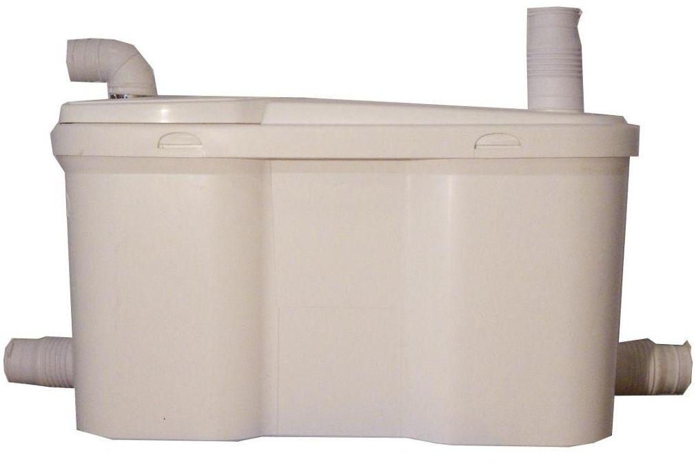 Rozdrabniacz WC WATEREASY 4 SETMA