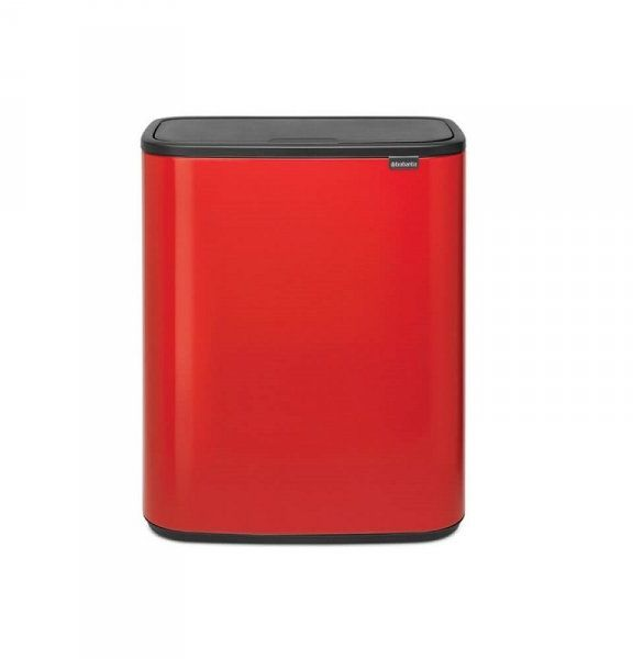 Kosz TOUCH BIN BO 60L Passion Red