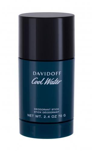 Davidoff Cool Water Alcohol Free dezodorant 75 ml dla mężczyzn