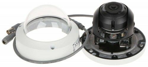 KAMERA WANDALOODPORNA AHD, HD-CVI, HD-TVI, PAL DS-2CE56H0T-VPITE(2.8mm) - 5Mpx HIKVISION