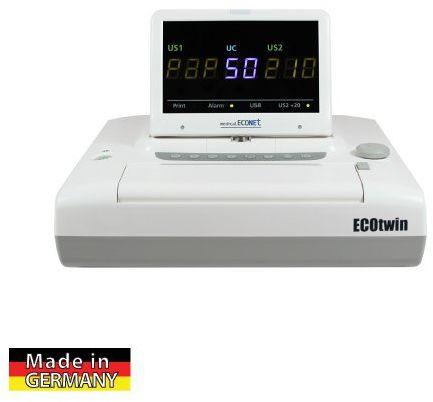 Aparat KTG - Kardiotokograf EcoTwin LED