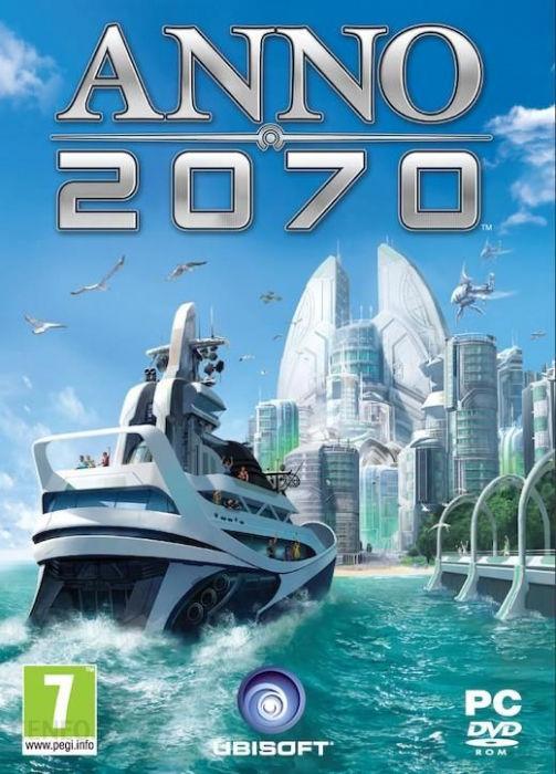 Anno 2070 - Klucz aktywacyjny Uplay Automatyczna wysyłka w ciągu 5 minut 24/7!