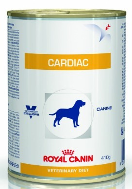 Royal Canin Cardiac 410g puszka Dog