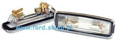 lampka oświetlenia tablicy rejestracyjnej Focus Mk1 oryginał 1109489