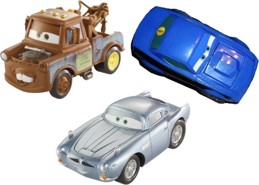 MATTEL CARS AUTA 2 TAJNI AGENCI V3009