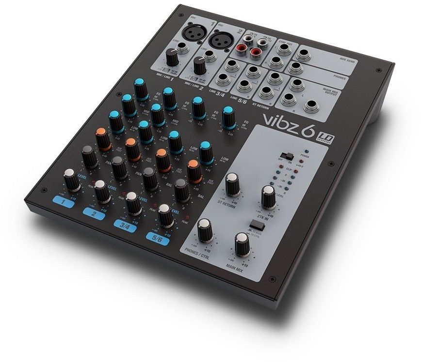 LD Systems VIBZ 6 - Mikser audio