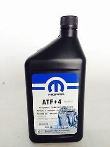 Olej do automatycznej skrzyni biegów Mopar ATF+4 0.946 ltr