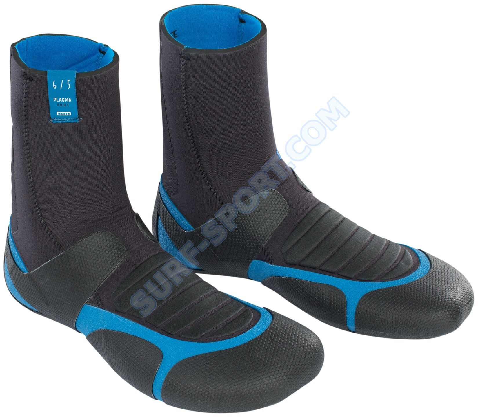 Buty Neoprenowe Wysokie ION Plasma Boots 6/5 2020 Black/Blue