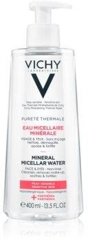 Vichy Pureté Thermale mineralna woda micelarna dla cery wrażliwej 400 ml