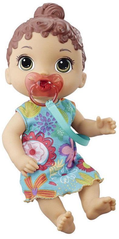 Baby Alive Lala słodkie dźwięki brunetka E3688