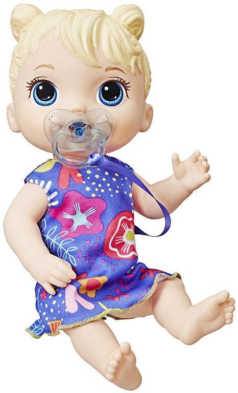 Baby Alive Lala słodkie dźwięki blondynka E3690