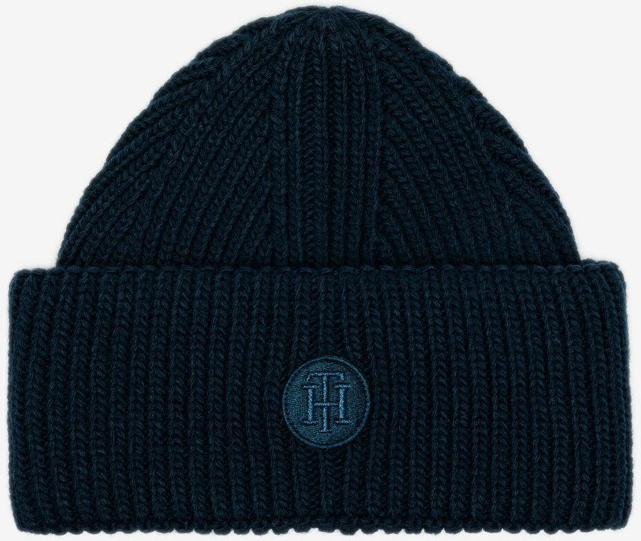Tommy Hilfiger niebieski czapka - ONE SIZE
