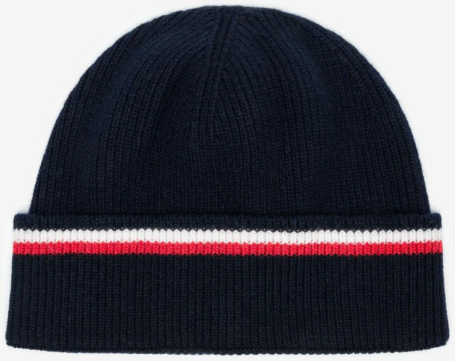 Tommy Hilfiger czarny męska czapka - ONE SIZE