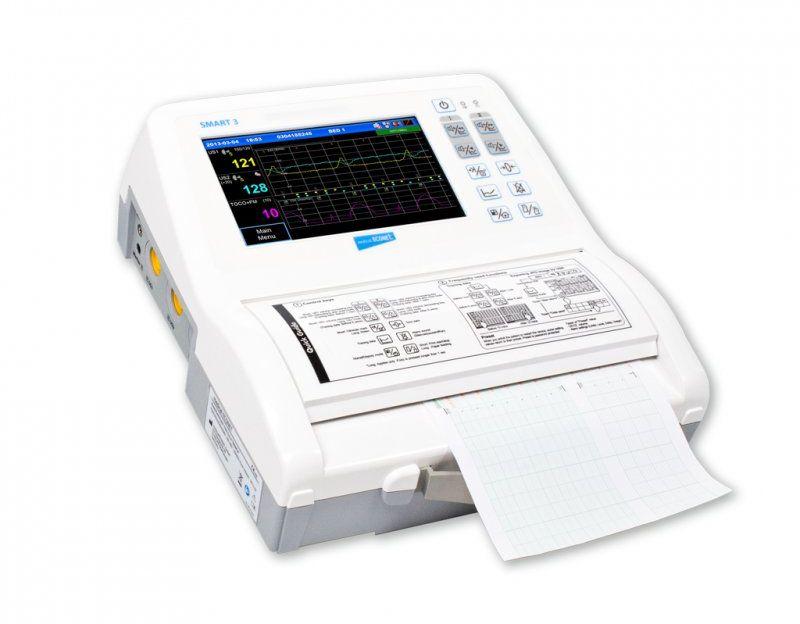 Aparat KTG - Kardiotokograf Smart 3 analizą STV ver.2018