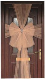 Eleganza 644915 Oaktree różowe złoto drzwi kokarda dekoracja