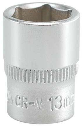 Nasadka sześciokątna 1/4'' 13 mm Yato YT-1412 - ZYSKAJ RABAT 30 ZŁ