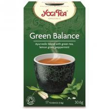 Herbatka zielona równowaga bio (17 x 1,8g) Yogi Tea