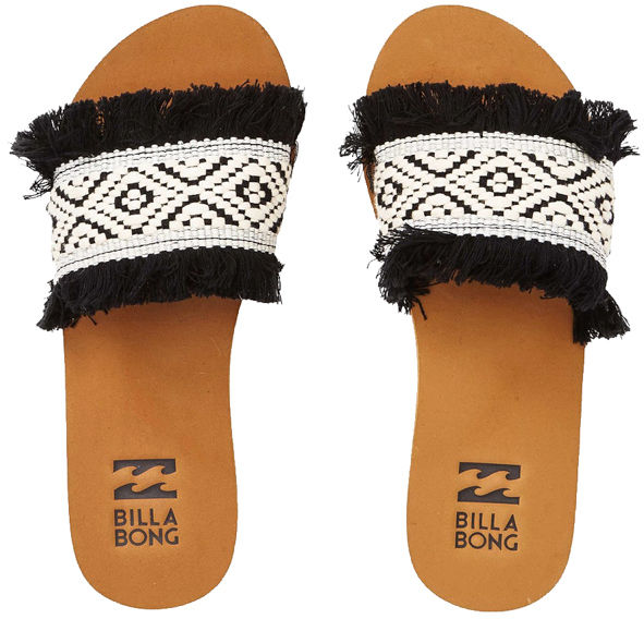 Billabong ONE WAY BLACK WHITE obuwie - 36EUR