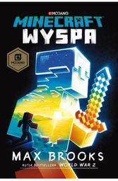 Minecraft Wyspa ZAKŁADKA DO KSIĄŻEK GRATIS DO KAŻDEGO ZAMÓWIENIA
