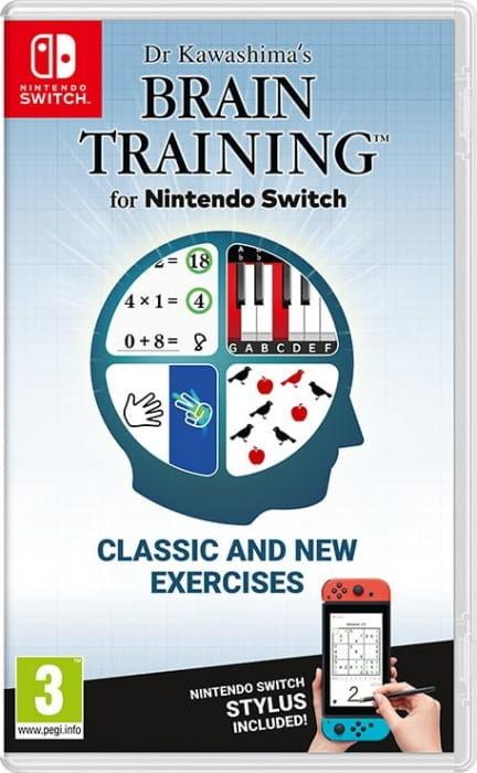Gra Dr Kawashima''s Brain Training (Nintendo Switch)