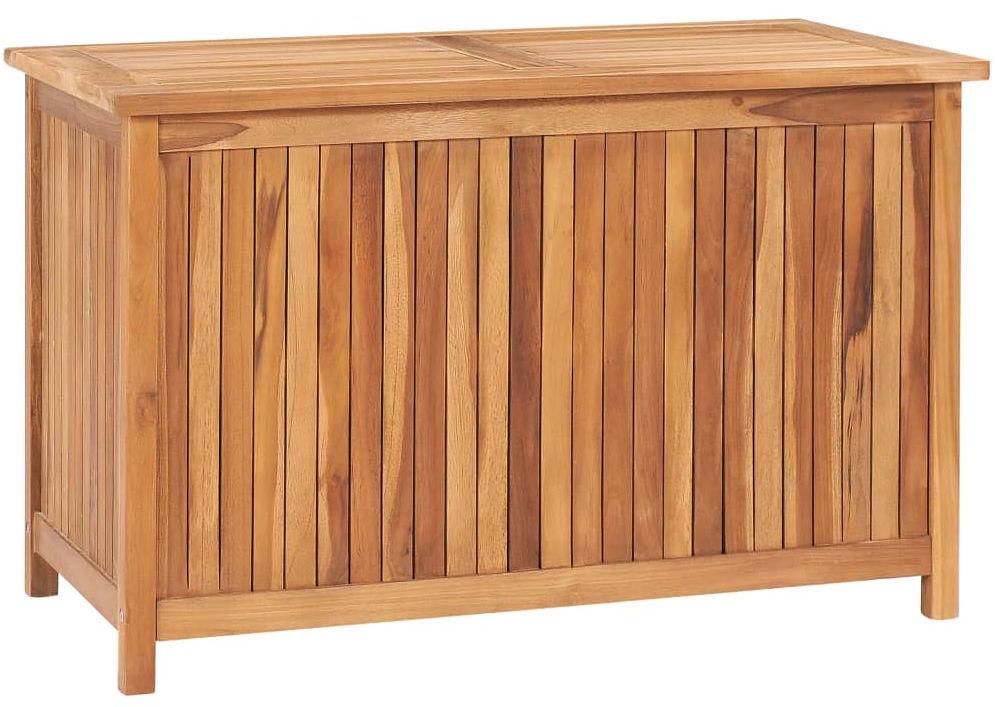 Drewniana skrzynia ogrodowa - Gareo 3X