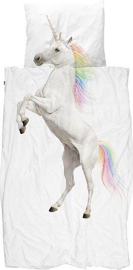 Pościel unicorn 135 x 200 cm