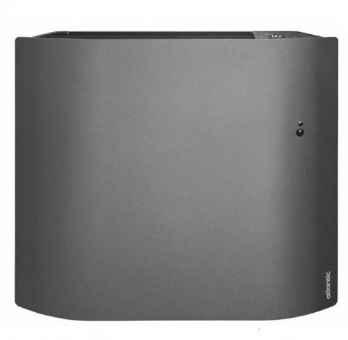 Grzejnik elektryczny Divali Horizontal 1000W Antracyt 67,0 x 56,5 x 11,0 cm