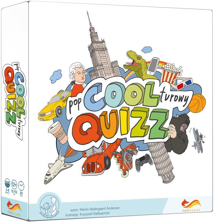 PopCoolturowy Quiz