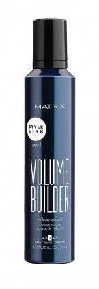 Matrix Style Link Volume Builder pianka do włosów utrwalająca do zwiększenia objętości 247 ml