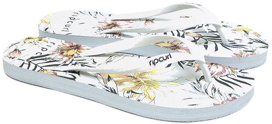 Rip Curl COASTAL PALMS white japonki