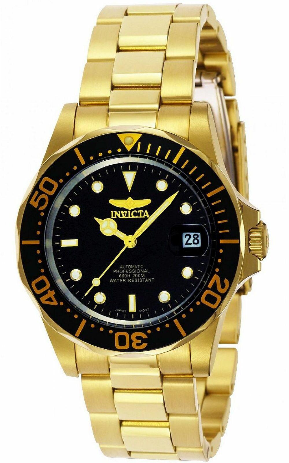 Zegarek męski Invicta Pro Diver Automatic