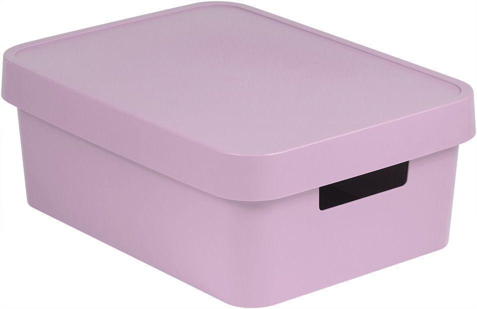 Pudełko do przechowywania INFINITY 11L - różowe