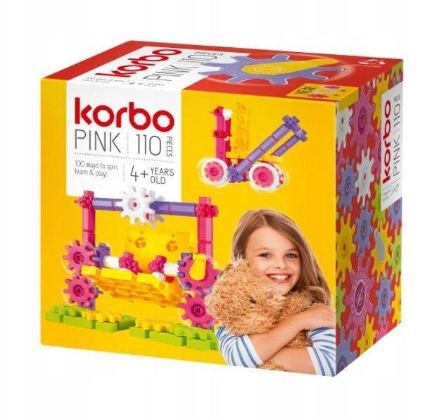 Klocki Pink 110